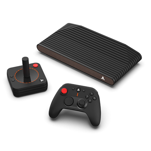 Atari VCS. Игровая консоль