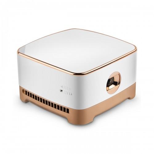 Портативный мини-проектор. AMOOAW Mini Projector