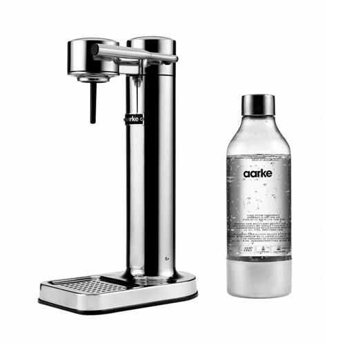 Портативный аппарат для газирования воды. Aarke Carbonator II
