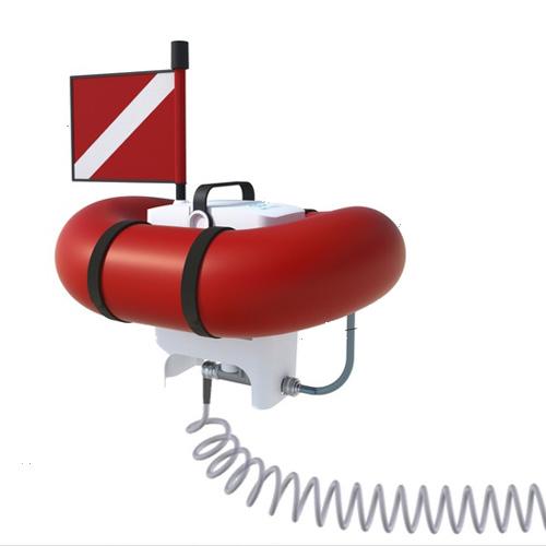 AirBuddy— самый маленький акваланг