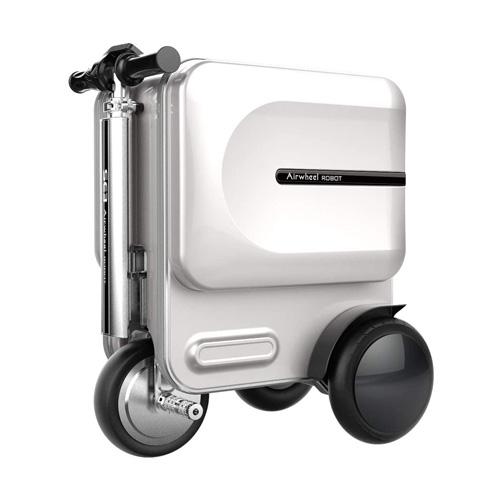 Умный чемодан-скутер. Airwheel SE3