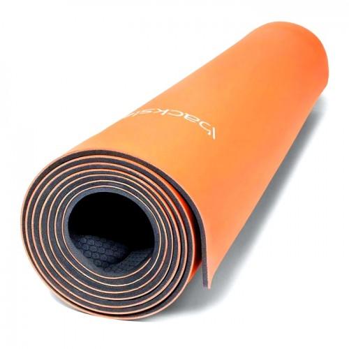 Самосворачивающийся умный коврик для йоги. Backslash Fit Yoga Mat