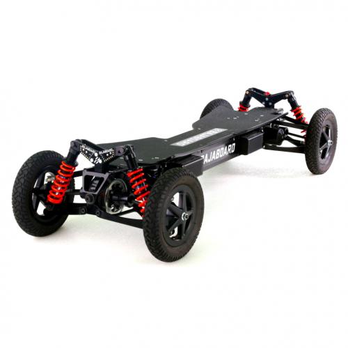 Внедорожный электроскейтборд. BajaBoard G4X