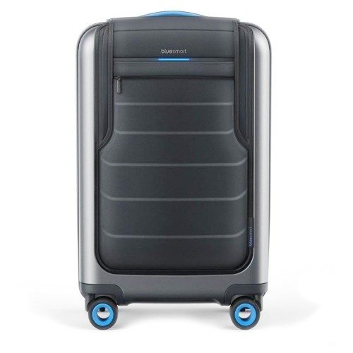 Bluesmart Smart Carry-On Suitcase. Умный чемодан