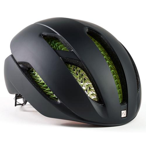 Велосипедный шлем со специальной технологией защиты головы. Bontrager XXX WaveCel