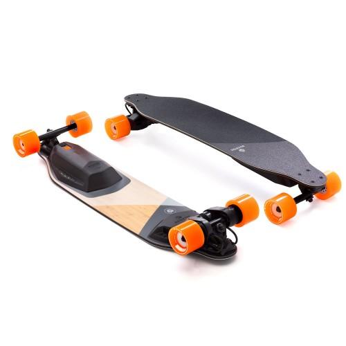 Boosted Plus. Электрический скейтборд