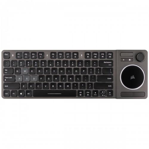 Универсальная беспроводная клавиатура. CORSAIR K83