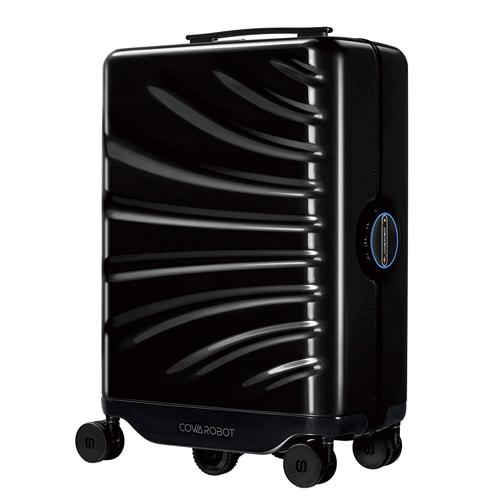 Умный робот-чемодан. Cowarobot Leed Luggage