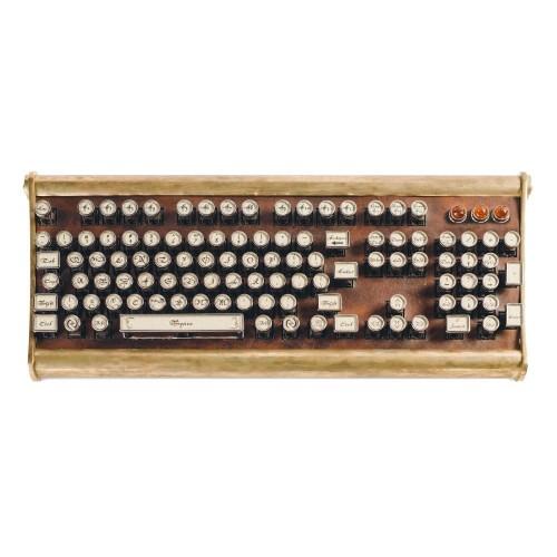 Дизайнерская механическая клавиатура. Datamancer Sojourner Keyboard