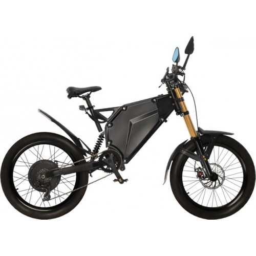 E-bike Delfast Prime. Мощный электровелосипед