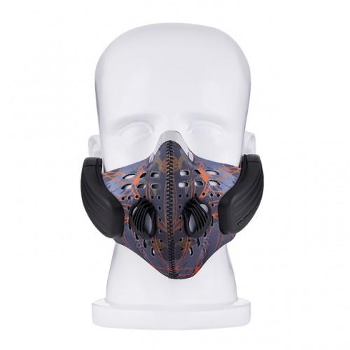 Docooler Smart BT4.0. Тренировочная маска с наушниками с костной проводимостью