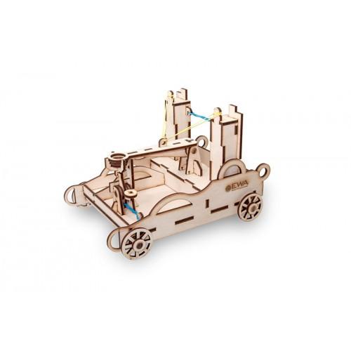 Eco Wood Art Ballista. 3D-конструктор Баллиста