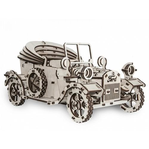 Eco Wood Art Ford T. 3D-конструктор ретромобиля
