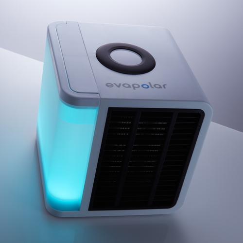 Evapolar Personal Air Cooler. Персональный испарительный кондиционер и увлажнитель воздуха