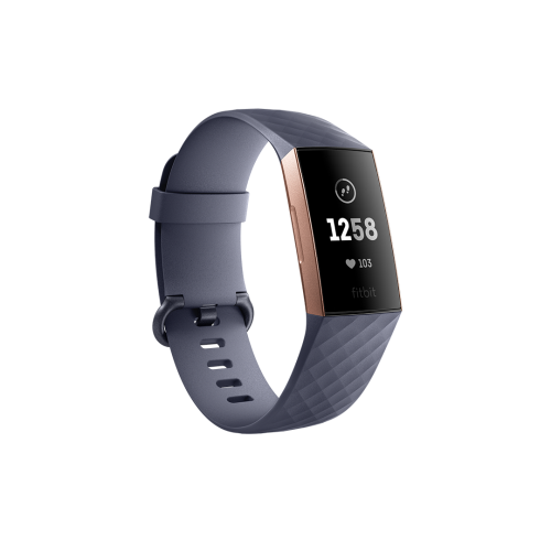 Fitbit Charge 3. Фитнес-браслет