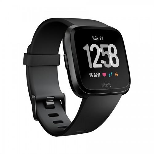 Fitbit Versa. Умные часы с функцией фитнес-браслета