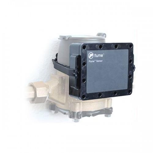 Умный монитор расхода воды. Flume Smart Water Sensor