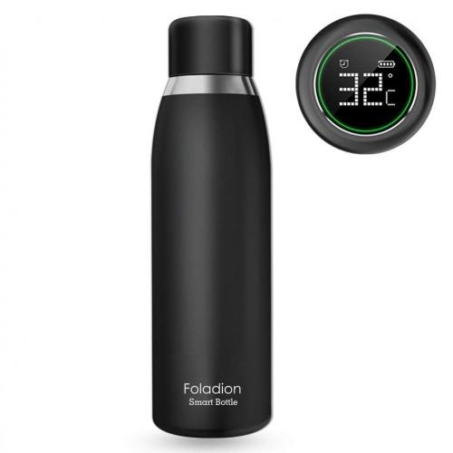Foladion Smart Water Bottle. Термобутылка с дисплеем