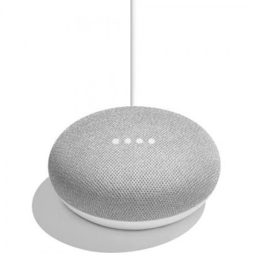 Google Home Mini. Умный голосовой помощник