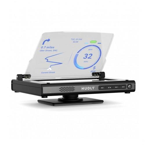 Беспроводной дисплей для автомобилей. Hudly Wireless Head-Up Display