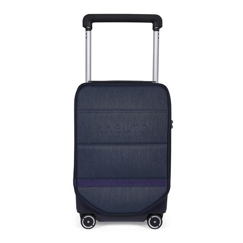 Умный чемодан со съемным кейсом. KABUTO Smart Carry-on 4 Wheels