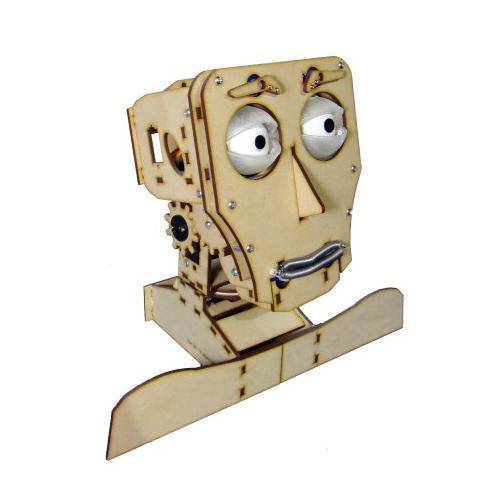 Конструктор головы робота. FRITZ