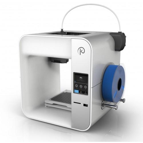Kodama Obsidian 3D Printer. Высококачественный, органичный и доступный 3D-принтер