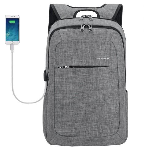 Kopack Slim. Рюкзак для ноутбука с USB-выходом