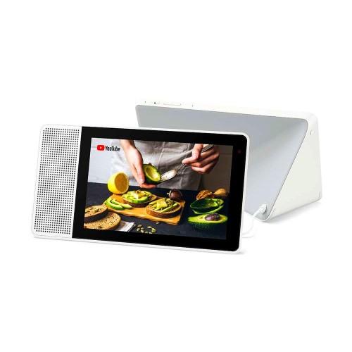 Lenovo Smart Display. Умный дисплей с голосовым помощником Google Assistant