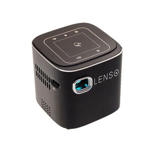Карманный проектор. Lenso Cube