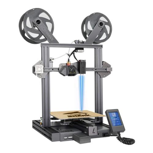 3D-принтер с двумя экструдерами и лазерной гравировкой. Lotmaxx SC-10 Shark