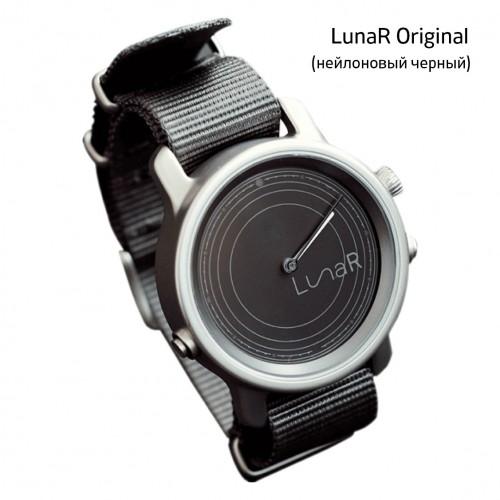 LunaR. Умные часы на солнечной батарее