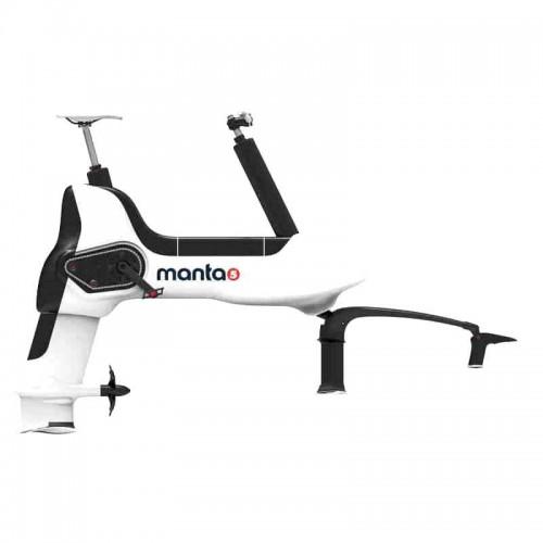 Manta5 Hydrofoiler XE-1. Водный электрический велосипед