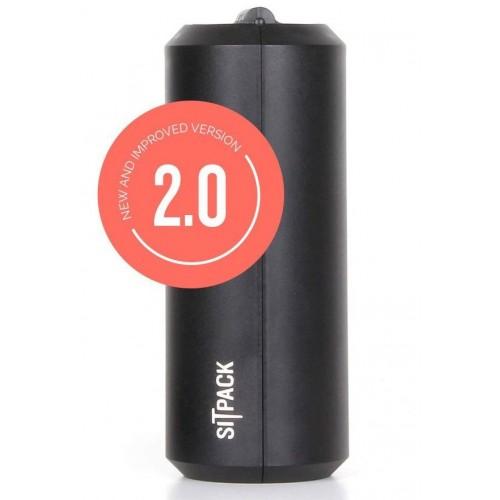 Sitpack 2.0. Портативное сидение