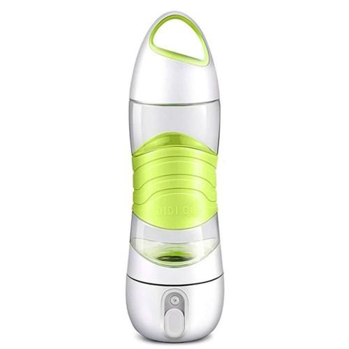 OULYLAN Smart Water Bottle. Бутылка для воды с распылителем