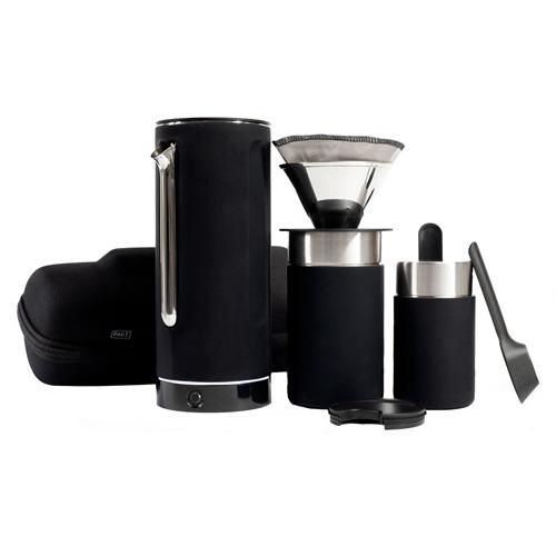 Портативный набор для приготовления кофе. Pakt Coffee Kit