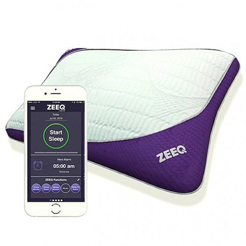 REM Fit ZEEQ Smart Pillow. Умная подушка