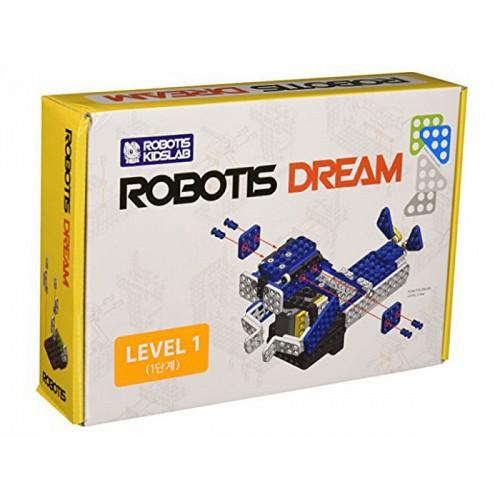 ROBOTIS DREAM Level 1 Kit. Образовательный робототехнический набор