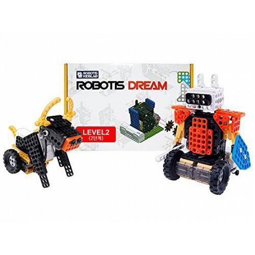 ROBOTIS DREAM Level 2 Kit. Образовательный робототехнический набор