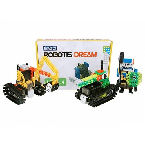 ROBOTIS DREAM Level 4 Kit. Образовательный робототехнический набор