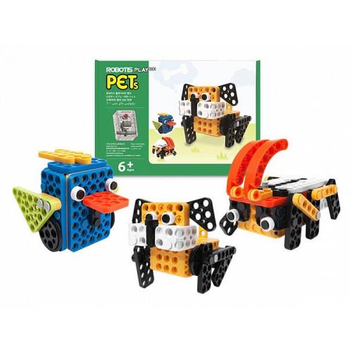 ROBOTIS PLAY 600 PETs. Образовательный робототехнический набор