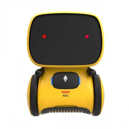 Remoking Voice Control Smart Robot. Робот с голосовым управлением