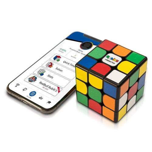 Умный магнитный кубик Рубика. Rubik's Connected