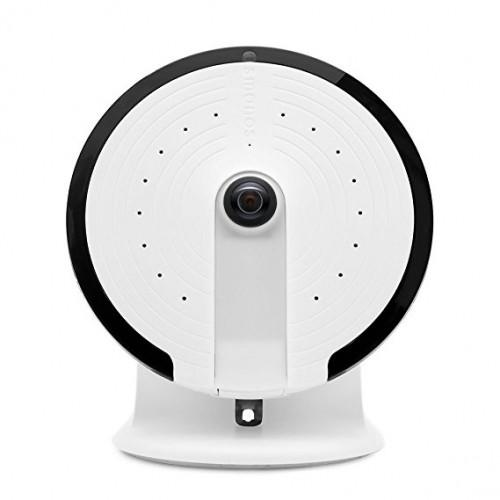 Smanos UFO Wi-Fi Camera. Беспроводная камера видеонаблюдения