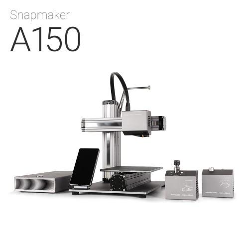Модульный многофункциональный 3D-принтер. Snapmaker 2.0
