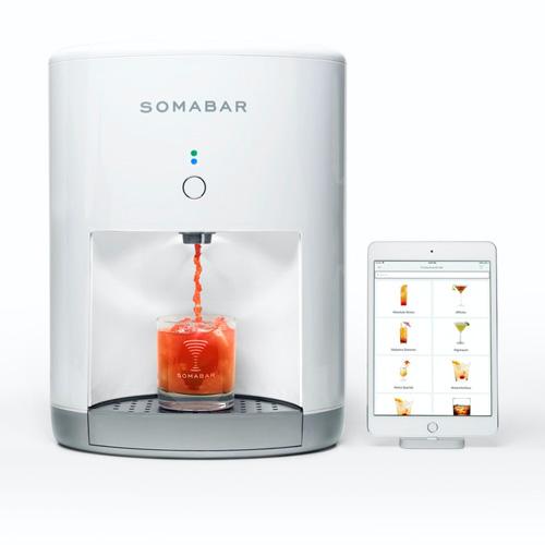 Робот-бармен. Somabar Pro