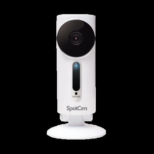 SpotCam Sense. IP-камера с датчиком влажности, температуры и освещенности