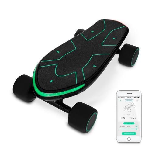 Swagtron Spectra Pro. Умный электрический скейтборд