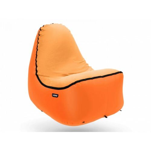 Trono. Надувное кресло