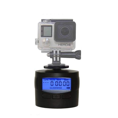 TurnsPro Camera Mount. Моторизированный держатель для GoPro, DSLR, смартфонов